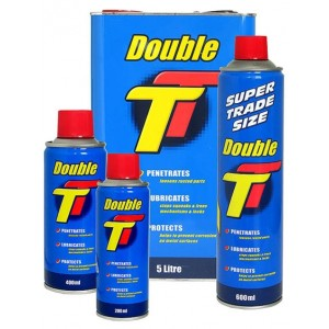 Double TT Penetrating Oil (Aerosol 400ml)